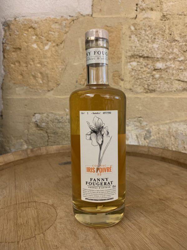 Cognac Iris Poivré