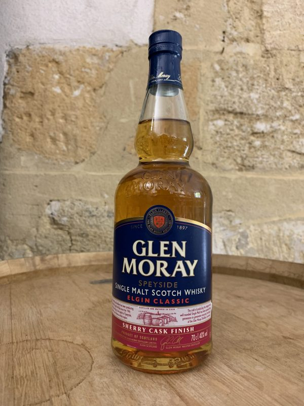 glen moray sherry cask