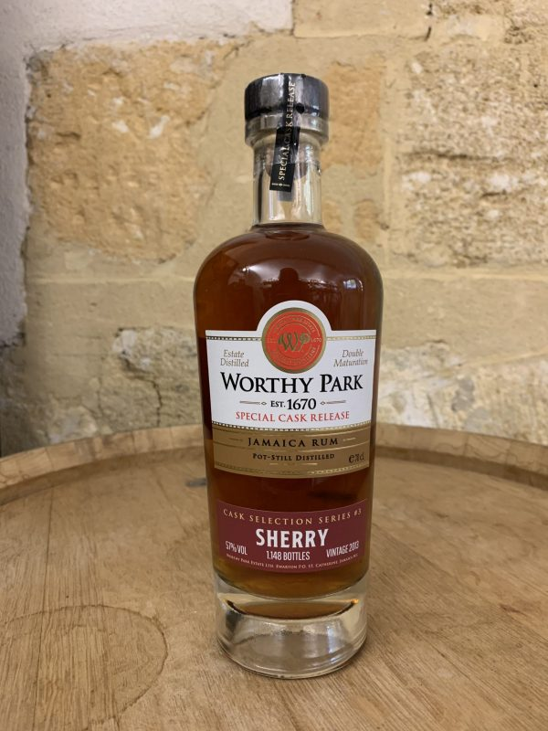 worthy park sherry